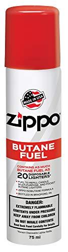 Zippo Butane Fuel, 42 gram Packaging may vary.