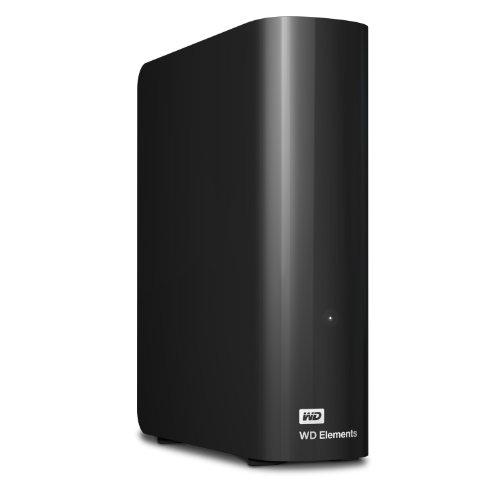 WD 6TB Elements Desktop Hard Drive - USB 3.0 - WDBWLG0060HBK-NESN