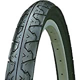 Kenda Big City Slick Wire Bead Bicycle Tire, Blackwall, 26 x 1.95'