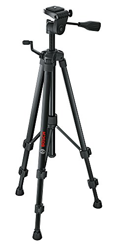 Bosch BT 150 Lightweight Compact Tripod with Adjustable Legs