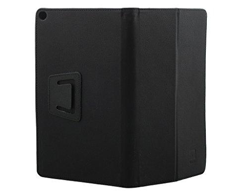 CELZO Tablet Flip Cover Case for Iball Slide Cuboid Tablet (8.0) - (Black) 5