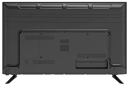 31HJ71sFabL Fortex 140 cm (55 inches) 4K Ultra HD Smart LED TV FX55Spro01 (Black)