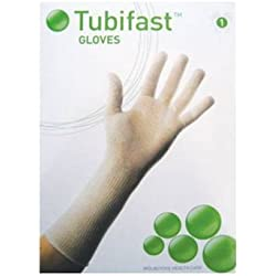 TUBIFAST GLOVES CHILD (NEW) 2-WAY STREATCH TECHNOLOGY - EXTRA SMALL by TUBIFAST