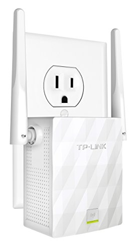 TP-Link N300 WiFi Range Extender WiFi Extender wireless repeater WiFi Booster w/ External Antenna for Better Home Coverage(TL-WA855RE)