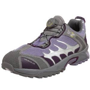 Vasque Women's Aether Tech Trail Runner,Lavender/Shadow,6.5 M US