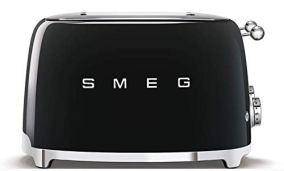 Smeg-4-Slot-Toaster-Black-TSF03-BLUS