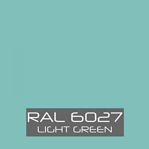 Amazon Com Ral 6027 Light Green Powder Coating Paint 1 Lb Automotive