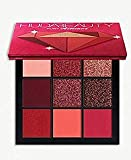 Exclusive New HUDA BEAUTY Obsessions Eyeshadow Palette (Ruby)