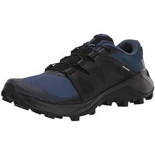 Salomon Men's Wildcross Trail Running Shoe Road Running Shoes On Trail