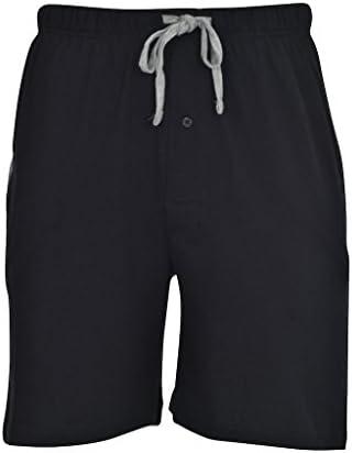 Hanes Men's 2-Pack Cotton Knit Short 3
