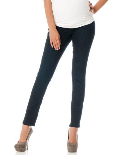 9e3c33e7bd117a Motherhood Fade To Blue Secret Fit Belly Skinny Leg Maternity Jeans ...