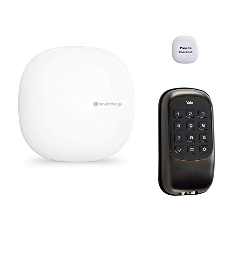 AirLocking - Your Smart Lock and Checkout Button for Airbnb