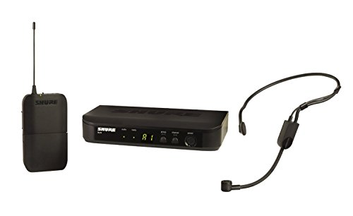 Shure BLX14/P31 Headworn Wireless System with PGA31 Headset Microphone, H10