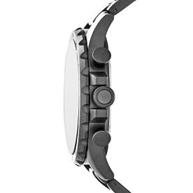 Men's Nate Stainless Steel Quartz Chronograph Watch