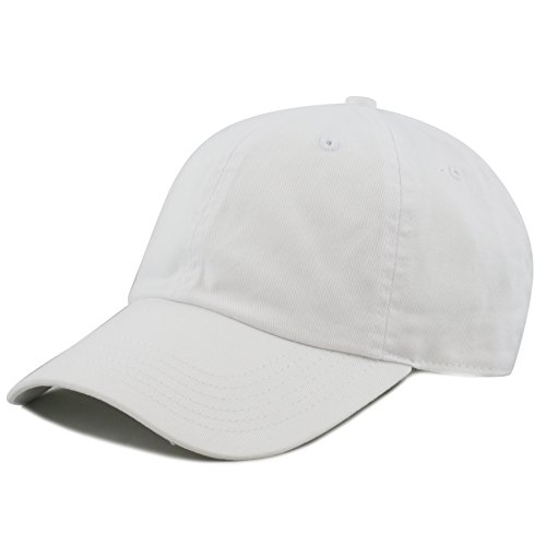 Cotton Low Profile Baseball Cap