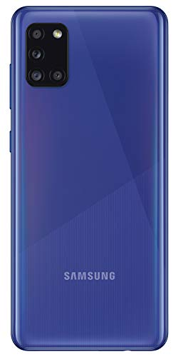 31JTTjZ42%2BL - Samsung Galaxy A31 (Prism Crush Blue, 6GB RAM, 128GB Storage) with No Cost EMI/Additional Exchange Offers