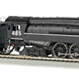 Bachmann GS64  4-8-4 Western Pacific #485 DCC Equipped Locomotive (HO Scale) 31K 2B0CqsTXL