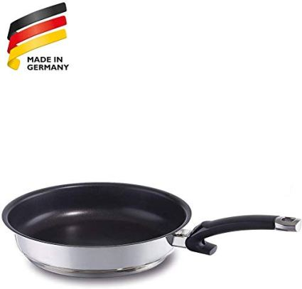 Fissler-crispy-steelux-premium-protect-Frypan-Set-Uncoated-Non-Stick-Stainless-Steel-Induction-12-Inch