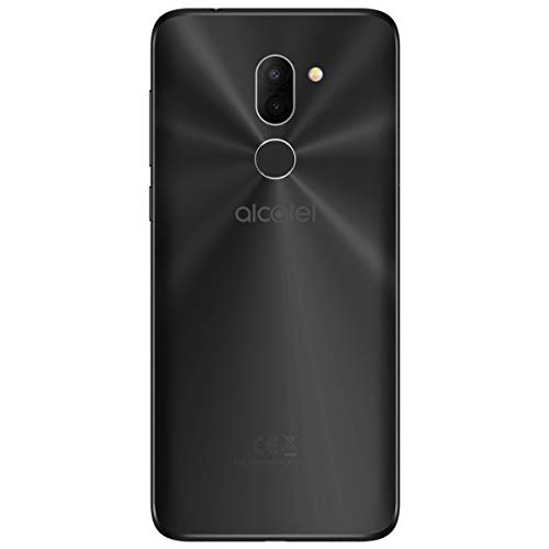 Alcatel 3X (Black, 32 GB) (3 GB RAM) 3