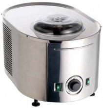 Lello 4080 Musso Lussino 1.5-Quart Ice Cream Maker, Stainless