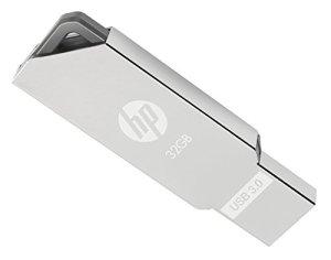 HP x740w 32 GB USB Flash Drive (Gray)