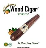 Humboldt Brands - Stogie Pipe - Discreet Cigar Pipe - Original Organic Natural Tobacco Smoking Pipe