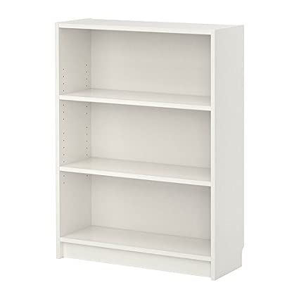 Ikea Billy Libreria Colore Bianco Contemporaneo White