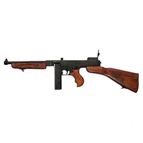 リアルな重厚感!DENIXの「M1928A1サブマシンガン USA 1918」