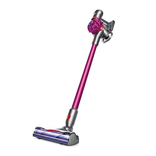 Dyson V7 Motorhead Cordless Stick Vacuum Cleaner, Fuchsia (227591-01) 1