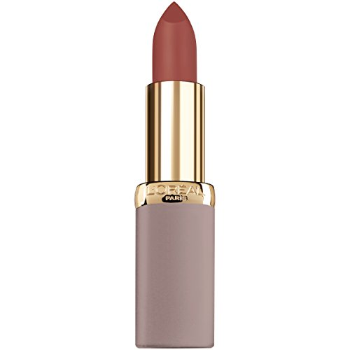 L'Oreal Paris Cosmetics Colour Riche Ultra Matte Highly Pigmented Nude Lipstick, Radical Rosewood, 0.13 Ounce
