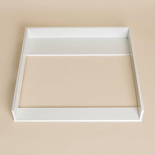 Plan à Langer Blanc Pour Ikea Malm Commode Sans Commode