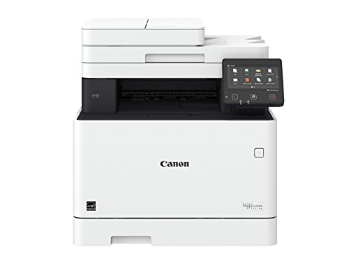 Color imageCLASS MF731Cdw - Multifunction, Wireless, Duplex Laser Printer (Comes with 3 Year Limited Warranty)