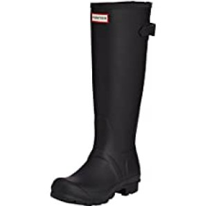 Hunter Womens Original Back Adjustable Rain Boots