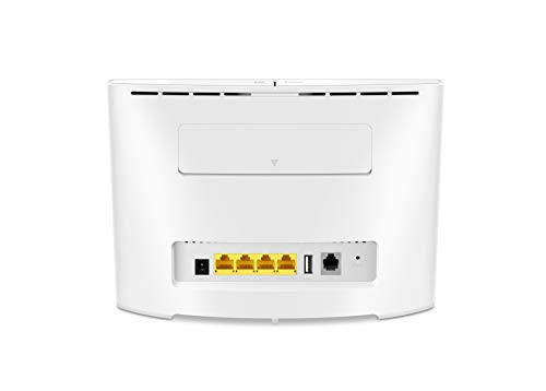 31Mf1qv9K L - Huawei B525-4G 300Mbps, CAT 6, mobile WiFi Router, unlocked to all networks -Genuine UK Warranty stock (non network logo)- White