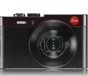 Leica 18488 C Typ112 Compact Digital Camera, 3″, Dark Red