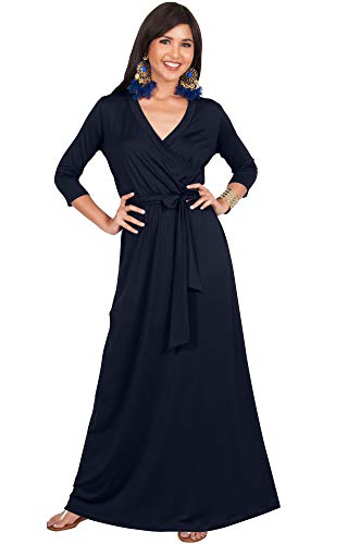 61MpSIzzOtL PLUS SIZE - These flattering and slimming plus size V-neck maxi dresses and gowns are the perfect clothing choice for women STYLE - Comfortable and well-fitted long sleeves maxi dresses that can be dressed up or down to suit your mood OCCASION - Long Sleeve bridesmaids dresses or bridal party gown for weddings or special occasions