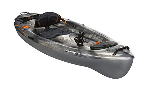 Pelican Saber 100X Angler Sit-on-top Fishing Kayak Kayak 10 Feet Lightweight one Person Kayak Perfect for Fishing