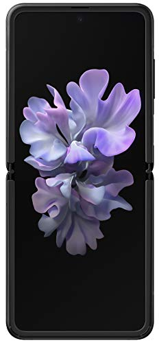 Samsung Galaxy Z Flip (Black, 8GB RAM, 256GB Storage)-Samsung T7 Touch 1TB USB 3.2 Gen 2 (10Gbps, Type-C) External Solid State Drive (Portable SSD) Silver (MU-PC1T0B) 3