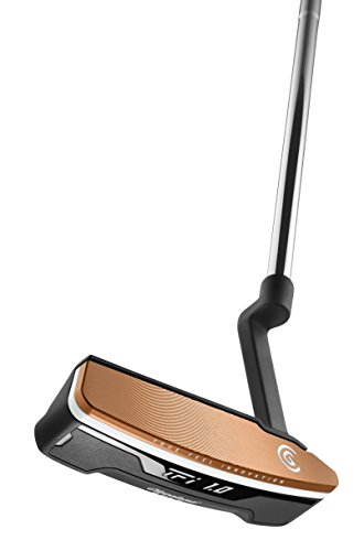 Cleveland Golf Men's TFI 1 Blade Putter, Right, 34'