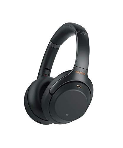 Sony Audífonos inalámbricos con noise cancelling WH-1000XM3 Negro - Control por voz con Amazon...