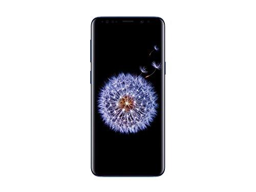 Samsung Galaxy S9 Unlocked Smartphone - Coral Blue - US Warranty