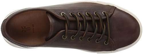 31Nz6J3VFiL Low-top sneaker in rich leather featuring rawhide lace-up vamp and debossed FRYE logo at heel Vulcanized construction