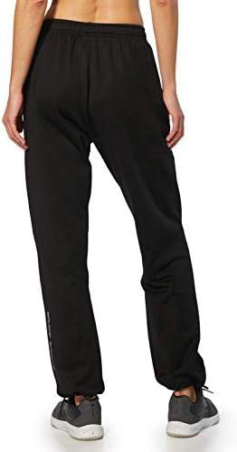 BALEAF Women's Running Thermal Fleece Pants Zipper Pocket Athletic Joggers Sweatpants Adjustable Ankle Winter Track Pants 2