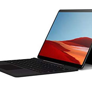 "Microsoft Surface Pro X – 13"" Touch-Screen – SQ1 - 8GB Memory - 256GB Solid State Drive – Wifi, 4G Lte – Matte Black 11"