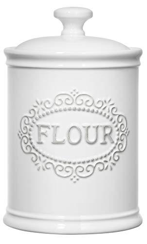 Flour Sugar Kitchen Canister