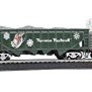 Bachmann Trains – A Norman Rockwell Christmas Ready To Run Electric Train Set – HO Scale 31OzitqccFL