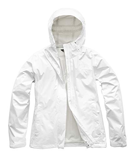The North Face Women's Venture 2 Jacket TNF White/TNF White X-Small