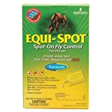 Product review for Equi-Spot: Spot-On Fly Control for Horses (3 10mL tubes)