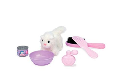 Play-Circle-by-Battat-Pink-Cat-Grooming-Kit-Pretend-Play-Cat-Carrier-with-Plush-Kitten-Brush-Toy-Food-and-Accessories-Pet-Care-Set-for-Kids-Ages-2-and-Up-7-Pieces