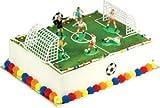 Cake Decorating Kit CupCake Decorating Kit Sports Toys (Soccer Match Kit)